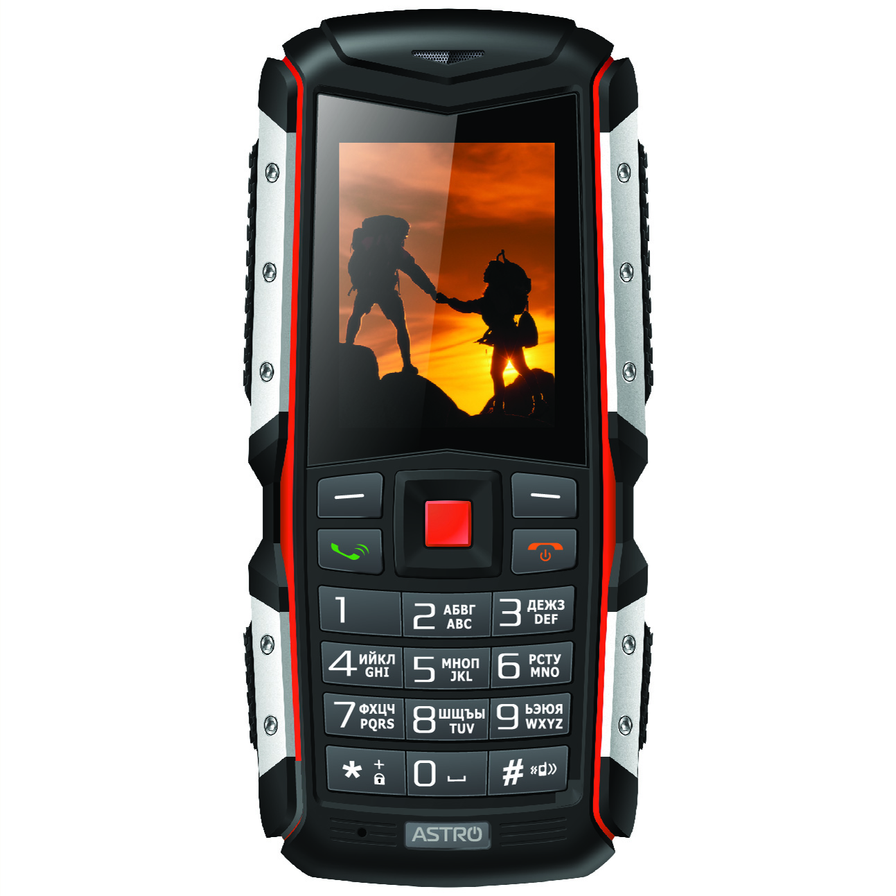 ASTRO A200 RX Black/Orange